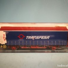 Trenes Escala: VAGON ELECTROTREN TRANSFESA. Lote 238005280