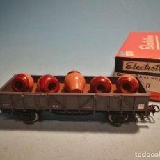 Comboios Escala: VAGÓN ELECTROTREN CON CAJA ORIGINAL. Lote 238097790