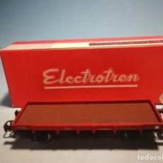 Comboios Escala: VAGÓN ELECTROTREN CON CAJA ORIGINAL. Lote 238100390