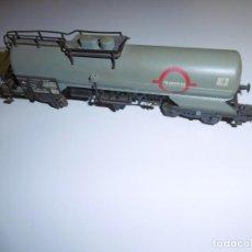 Trenes Escala: VAGÓN CISTERNA ELECTROTREN TRANSFESA H0 TRANSFESA 5436K DEUTSCHE TRANSFESA GMBH. Lote 238676215