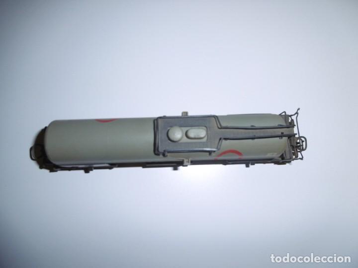 Trenes Escala: Vagón Cisterna Electrotren Transfesa H0 Transfesa 5436K Deutsche Transfesa GMBH - Foto 3 - 238676215