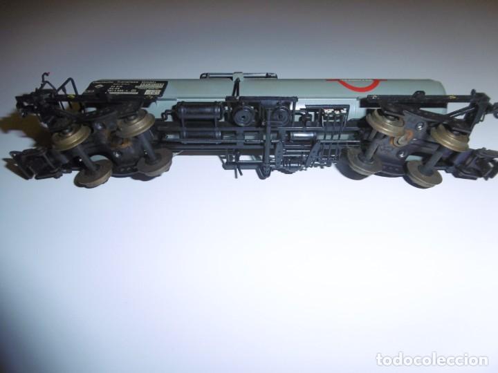 Trenes Escala: Vagón Cisterna Electrotren Transfesa H0 Transfesa 5436K Deutsche Transfesa GMBH - Foto 6 - 238676215