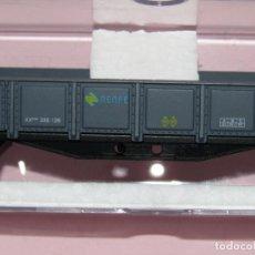 Trenes Escala: VAGÓN BORDE MEDIO 4 EJES A BOGIES RENFE EN ESCALA *H0* REF. 5150 DE ELECTROTREN. Lote 241923745