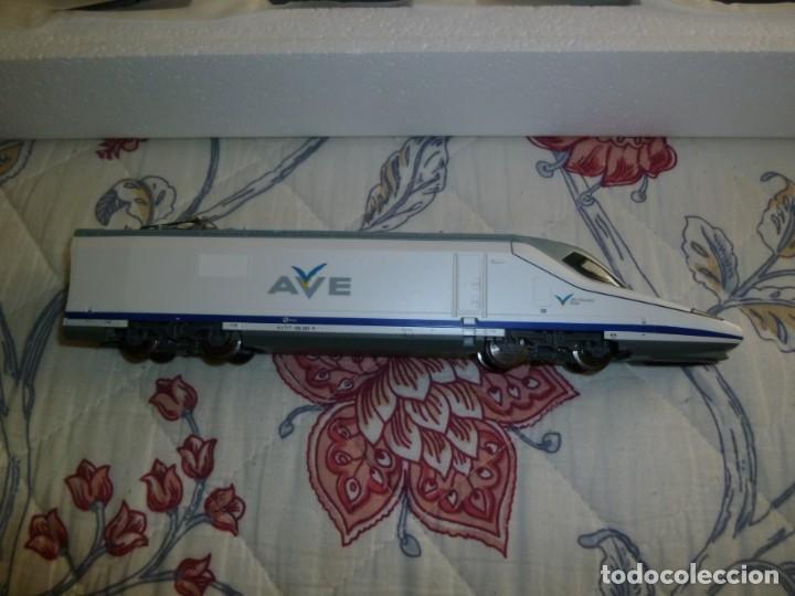 Trenes Escala: AVE S-102 RENFE ESTADO DE ORIGEN ELECTROTREN DIGITALIZADO – MUY DIFÍCIL DE CONSEGUIR - Foto 10 - 242378355