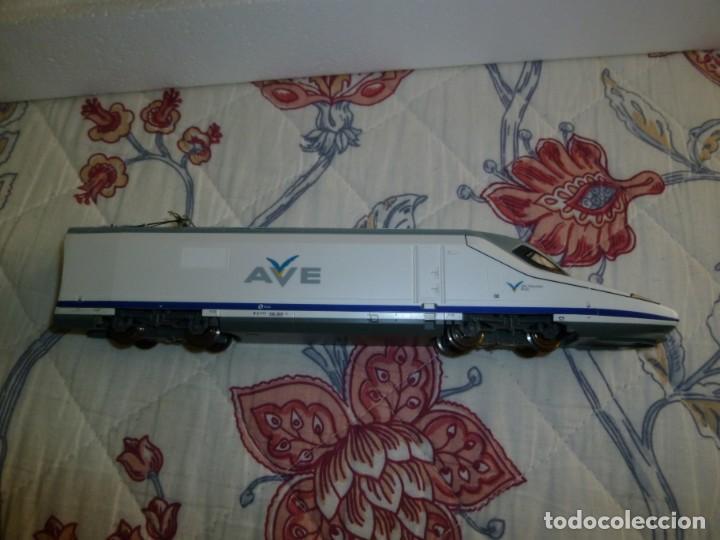 Trenes Escala: AVE S-102 RENFE ESTADO DE ORIGEN ELECTROTREN DIGITALIZADO – MUY DIFÍCIL DE CONSEGUIR - Foto 16 - 242378355