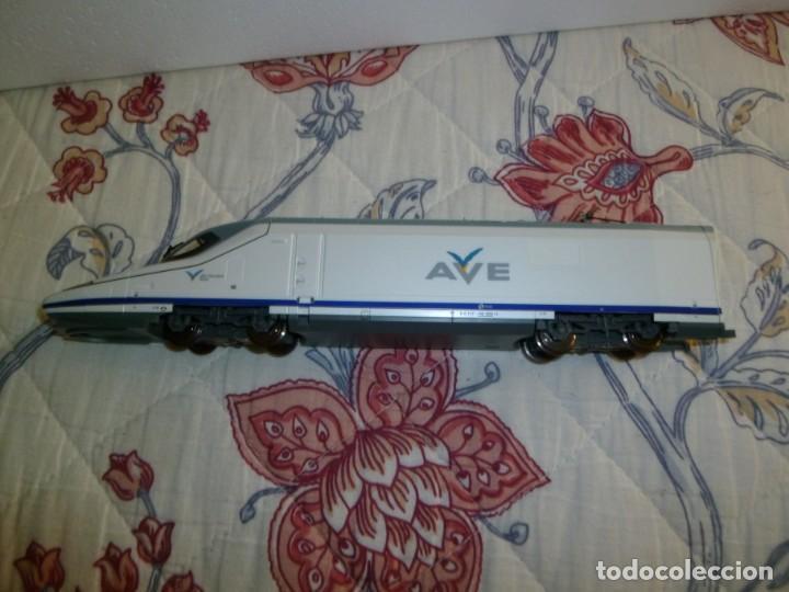 Trenes Escala: AVE S-102 RENFE ESTADO DE ORIGEN ELECTROTREN DIGITALIZADO – MUY DIFÍCIL DE CONSEGUIR - Foto 17 - 242378355