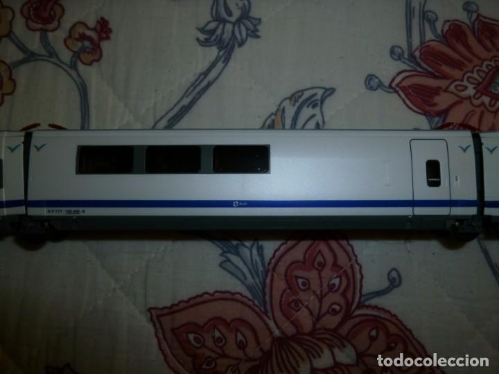 Trenes Escala: AVE S-102 RENFE ESTADO DE ORIGEN ELECTROTREN DIGITALIZADO – MUY DIFÍCIL DE CONSEGUIR - Foto 29 - 242378355