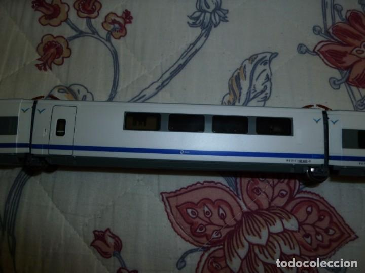Trenes Escala: AVE S-102 RENFE ESTADO DE ORIGEN ELECTROTREN DIGITALIZADO – MUY DIFÍCIL DE CONSEGUIR - Foto 32 - 242378355