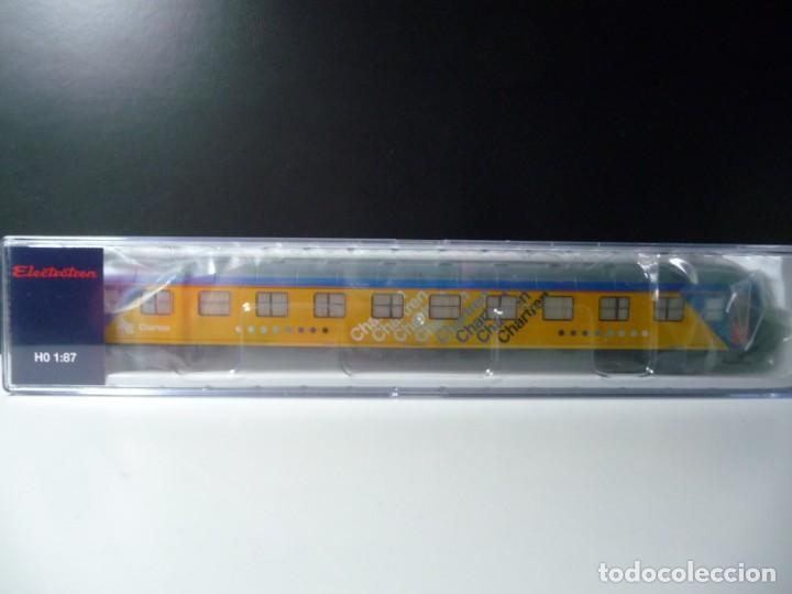 """Trenes Escala: COMPOSICIÓN """"CHARTREN"""", COCHES 15.000 ELECTROTREN NUEVA - Foto 7 - 242380675"""