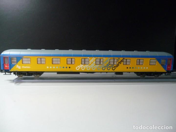 """Trenes Escala: COMPOSICIÓN """"CHARTREN"""", COCHES 15.000 ELECTROTREN NUEVA - Foto 10 - 242380675"""