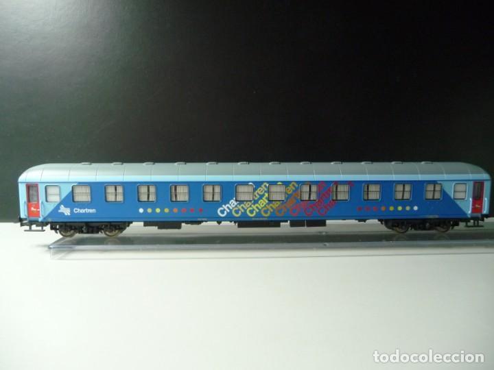 """Trenes Escala: COMPOSICIÓN """"CHARTREN"""", COCHES 15.000 ELECTROTREN NUEVA - Foto 15 - 242380675"""