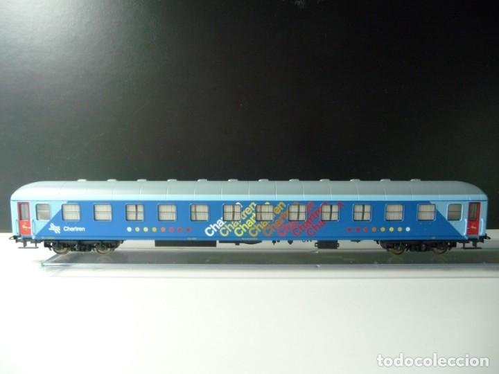 """Trenes Escala: COMPOSICIÓN """"CHARTREN"""", COCHES 15.000 ELECTROTREN NUEVA - Foto 16 - 242380675"""