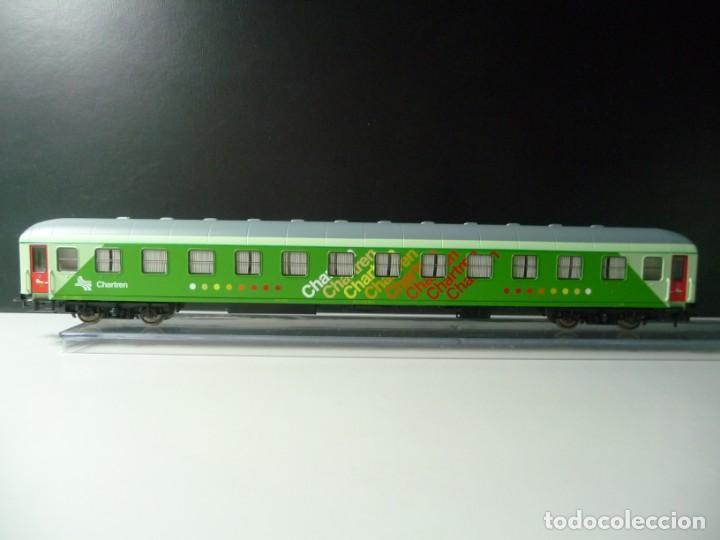 """Trenes Escala: COMPOSICIÓN """"CHARTREN"""", COCHES 15.000 ELECTROTREN NUEVA - Foto 21 - 242380675"""