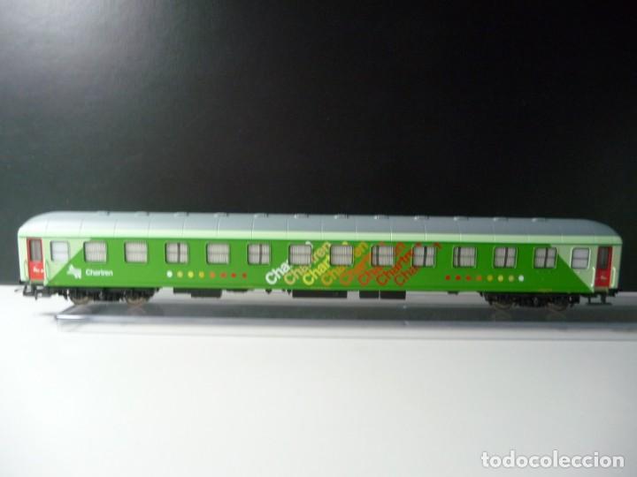 """Trenes Escala: COMPOSICIÓN """"CHARTREN"""", COCHES 15.000 ELECTROTREN NUEVA - Foto 22 - 242380675"""