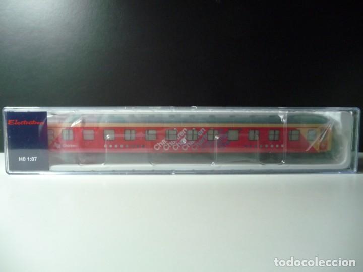 """Trenes Escala: COMPOSICIÓN """"CHARTREN"""", COCHES 15.000 ELECTROTREN NUEVA - Foto 25 - 242380675"""