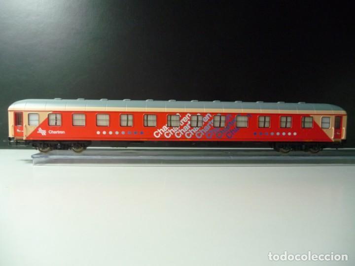 """Trenes Escala: COMPOSICIÓN """"CHARTREN"""", COCHES 15.000 ELECTROTREN NUEVA - Foto 27 - 242380675"""
