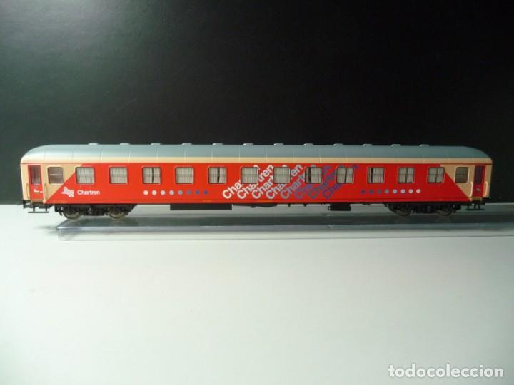 """Trenes Escala: COMPOSICIÓN """"CHARTREN"""", COCHES 15.000 ELECTROTREN NUEVA - Foto 28 - 242380675"""