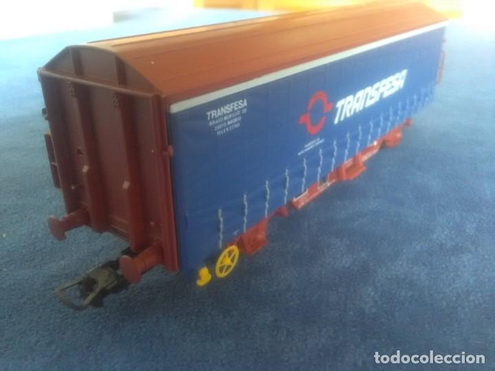 Trenes Escala: VAGÓN ELECTROTREN TRANSFESA - Foto 2 - 242970425