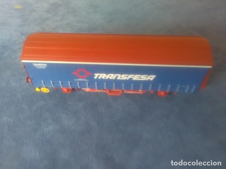 Trenes Escala: VAGÓN ELECTROTREN TRANSFESA - Foto 3 - 242970425