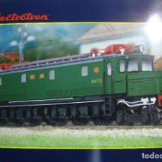 Trenes Escala: CATALOGO ELECTROTREN 2012. Lote 243352790