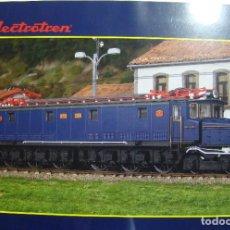 Trenes Escala: CATALOGO ELECTROTREN 2013. Lote 243352850