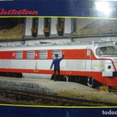 Trenes Escala: CATALOGO ELECTROTREN 2014. Lote 243352935