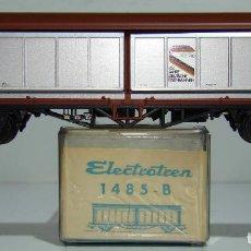 Trenes Escala: ELECTROTREN VAGON PUERTAS CORREDIZAS DE LA DB REF:1485-B ESCALA H0. Lote 245078225