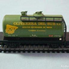 Treni in Scala: VAGÓN CISTERNA HO. Lote 245981435