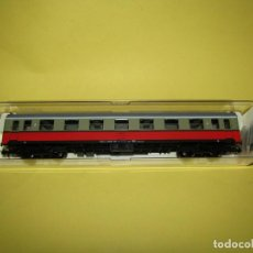Trenes Escala: ANTIGUO COCHE LUCKY RENFE MATRÍCULA B7-6217 EN ESCALA *H0* REF 5040K DE ELECTROTREN. Lote 245990095