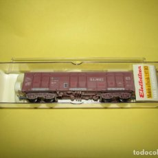 Trenes Escala: ANTIGUO VAGÓN ABIERTO EALOS RENFE S.A. MIRAT EN ESCALA *H0* REF 5358K DE ELECTROTREN. Lote 246134475