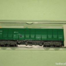 Trenes Escala: ANTIGUO VAGÓN ABIERTO EALOS CARGAS RENFE EP. 5 EN ESCALA *H0* REF 5353K DE ELECTROTREN. Lote 246135105