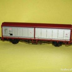 Trenes Escala: ANTIGUO VAGÓN 4 PUERTAS TELESCÓPICAS DB HBIS ÉPOCA 5 EN ESCALA *H0* REF 1483K DE ELECTROTREN. Lote 246157035