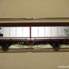 Trenes Escala: ANTIGUO VAGÓN HBIS 4 PUERTAS DESLIZANTES DB EN ESCALA *H0* REF. 1485 DE ELECTROTREN. Lote 246333380