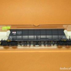 Trenes Escala: ANTIGUO VAGÓN TREMIE TRANSPORTE DE HULLA DE LA SNCF EN ESCALA *H0* REF. 5705 DE ELECTROTREN. Lote 247782200