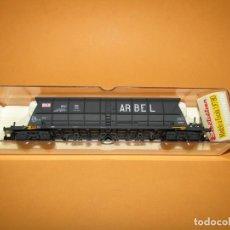 Trenes Escala: ANTIGUO VAGÓN TREMIE EF 60 ARBEL DE LA SNCF EN ESCALA *H0* REF. 5738K DE ELECTROTREN. Lote 247782640