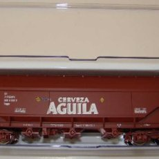 Trenes Escala: ELECTROTREN VAGON TOLVA RENFE CERVEZA AGUILA REF: 8015K ESCALA H0. Lote 247968025
