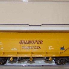 Trenes Escala: ELECTROTREN VAGON TOLVA RENFE GRANOFER TRANSFESA REF: 8008K ESCALA H0. Lote 247968220