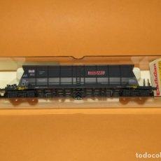 Trenes Escala: ANTIGUO VAGÓN TREMIE EF 60 SOGEWAG DE LA SNCF EN ESCALA *H0* REF. 5733 DE ELECTROTREN. Lote 248145215