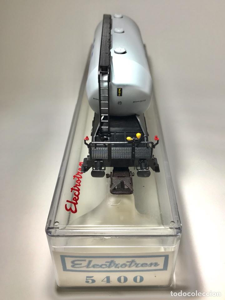 Trenes Escala: Electrotren 5400 (versión gris claro) vagón tolva P.C.P - Foto 2 - 250157395