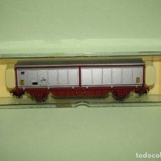 Trenes Escala: VAGÓN TIPO HABIS DE LA FS FERROCARRILES DEL ESTADO ITALIANO ESCALA *H0* REF 1486 DE ELECTROTREN. Lote 251339820