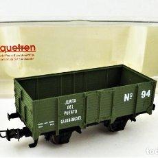 Trenes Escala: MAQUETREN - ELECTROTREN VAGON JUNTA DEL PUERTO Nº 94. Lote 253341845