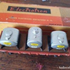 Trenes Escala: ELECTROTREN H0 ANTIGUO VAGÓN SEMAT. Lote 254077875