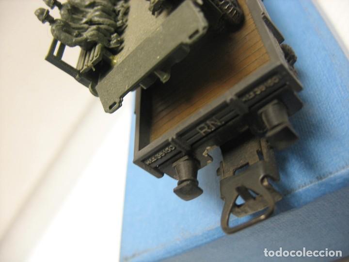 Trenes Escala: RENFE ELECTROTREN HO CON CAMION EKO - Foto 6 - 254268155