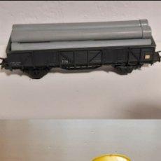 Trenes Escala: VAGONES ELECTROTRÉN ANTIGUOS. Lote 254504900
