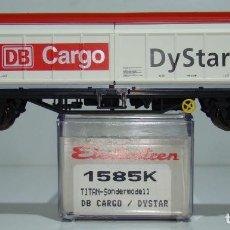 Trenes Escala: ELECTROTREN VAGON PUERTAS CORREDIZAS DB CARGO DE DB REF:1585 ESCALA H0. Lote 254550625