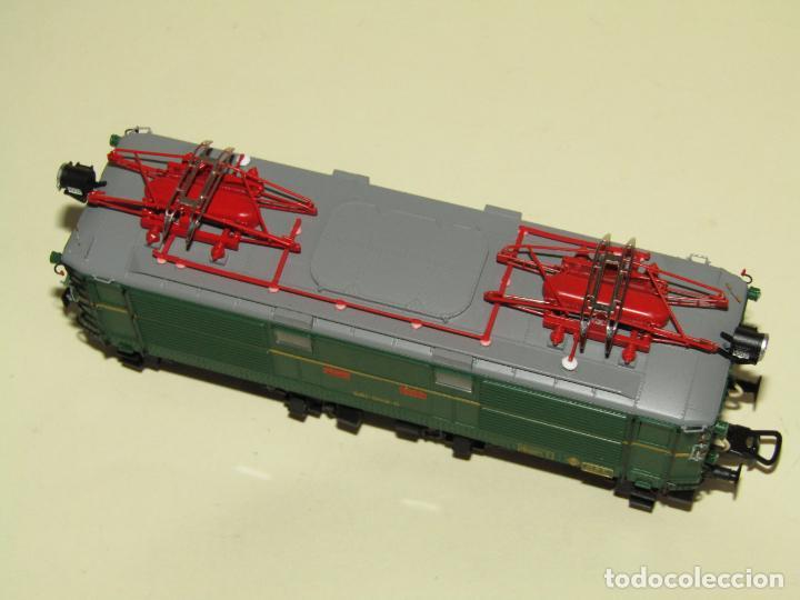 Trenes Escala: Locomotora Eléctrica RENFE 281 Ref. 2753 en Escala *H0* de ELECTROTREN - Foto 13 - 256057065