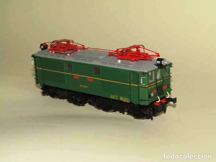 Trenes Escala: Locomotora Eléctrica RENFE 281 Ref. 2753 en Escala *H0* de ELECTROTREN - Foto 14 - 256057065