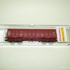 Trenes Escala: VAGÓN ABIERTO EALOS RENFE ÉPOCA 5 EN ESCALA *H0* REF. 5352K DE ELECTROTREN. Lote 257528310