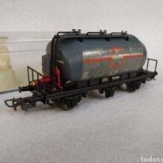 Trenes Escala: VAGÓN ELECTROTREN H0, TRANSFESA 1402. Lote 262625700