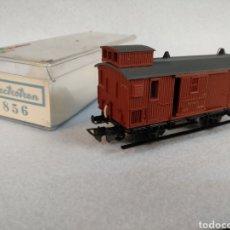Trenes Escala: VAGÓN ELECTROTREN H0, 856. Lote 262626790